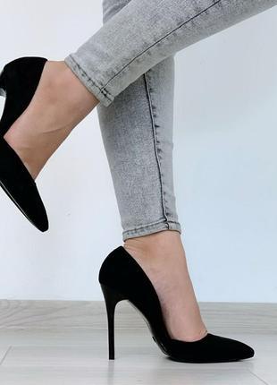 Туфли черные  🔥❤️
