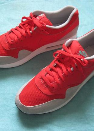 Nike air max 1 essential (48,5) кроссовки мужские оригинал