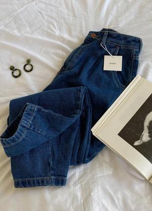 Z1975 authentic slouchy jeans zara слоучи бананы джинсы свободный крой