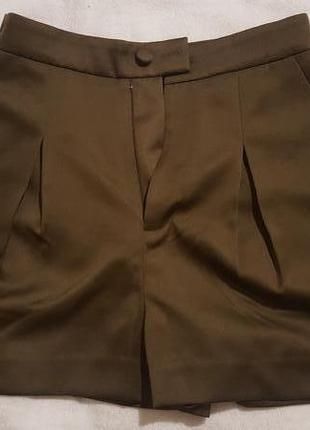 Очень красивые шорты под шелк