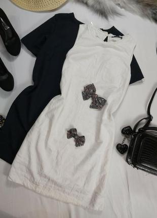 Очкнь красивое платье котон m&s collection