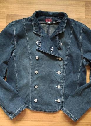 Blanche джинсовая куртка, пиджак, джинсовка
