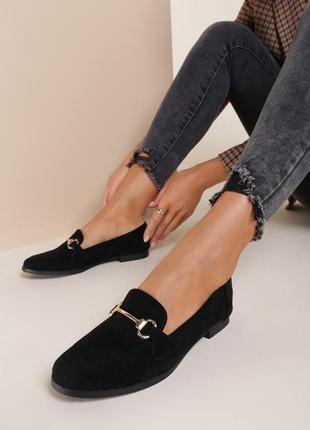Крутые мягкие лоферы 7 цветов женские туфли низкий каблук замша