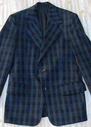 Винтажный пиджак präsent 20 (veb herrenmode dresden) гдр германия