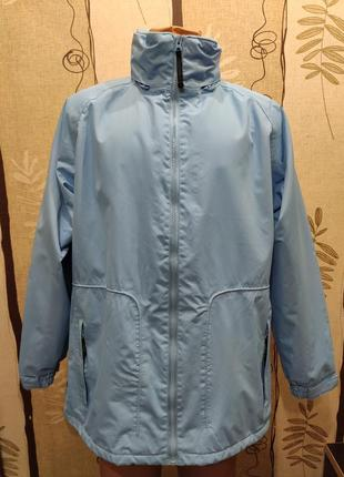 Regatta hydrafort трекинговая мембранная демисезонная куртка