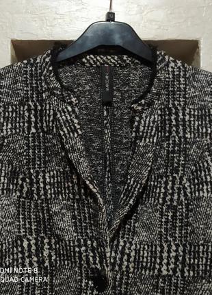 Пиджак шерсть marc cian