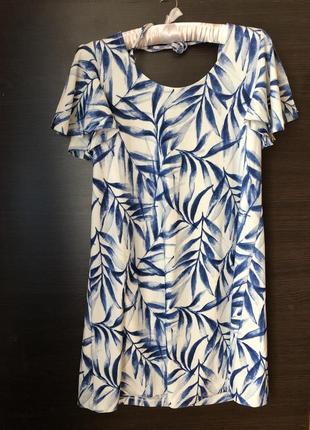 Женское летнее платье mango