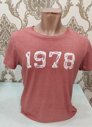 H&m подростковая футболка, рост 146/152 см