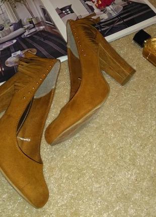 Трендовые необычные туфли1 фото