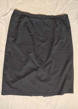 Классическая юбка миди большого размера essence