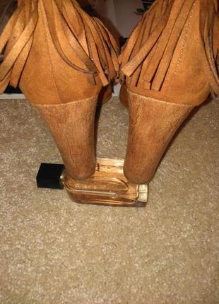 Трендовые необычные туфли4 фото