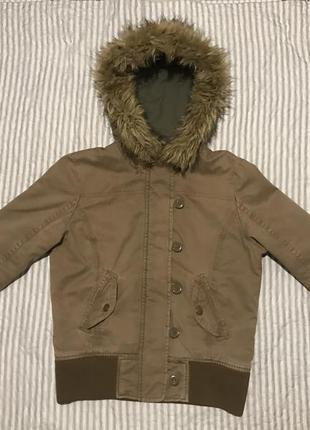 Куртка винтажная o'stin
