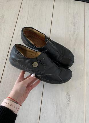 Удобные туфли на широкую ножку