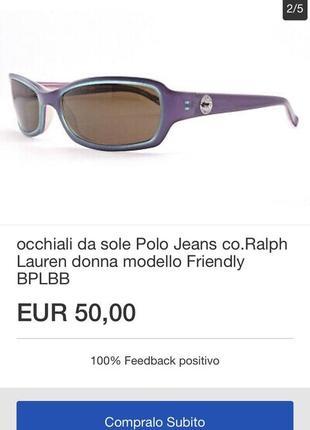 Sunglasses polo jeans co. ralph lauren woman model friendly bplbb очки