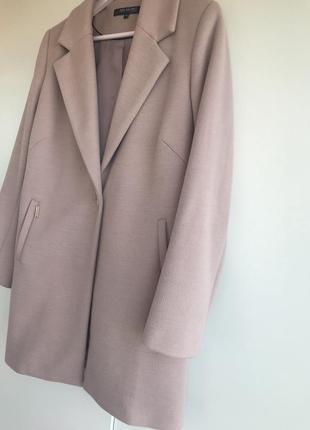 Шикарное пальто красивого цвета