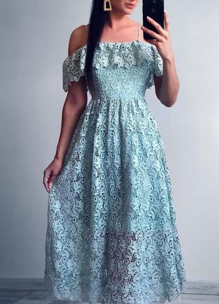 Платье от h&m (мята)