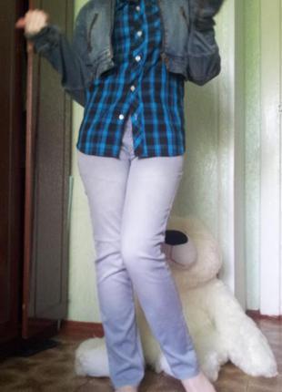 Короткий джинсовый пиджак sarah chole