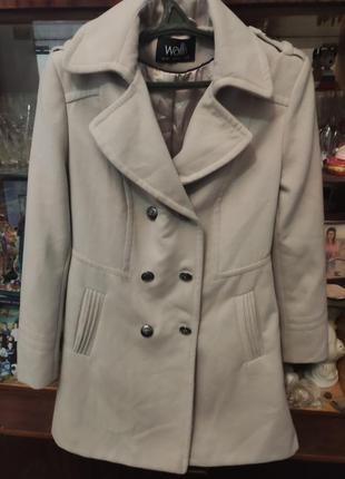 Шикарное пальто