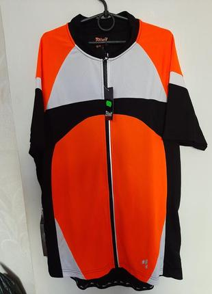 Мужская футболка для велоспорта