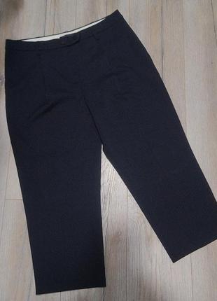 Якісні укорочені штани брюки