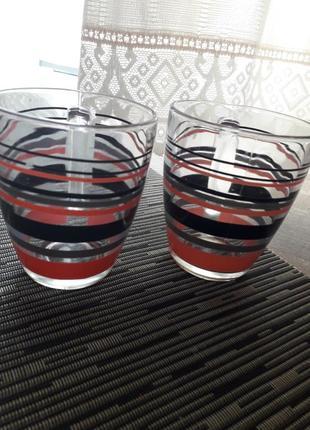 Комплект  немецких  жароустойчивых чашек