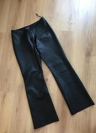 Стильные кожаные брюки caderson