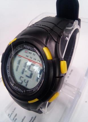 Детские,женские влагозащищенные электронные часы perfect