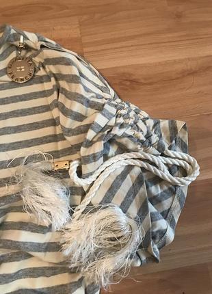 Футболка блузка elisabetta franchi