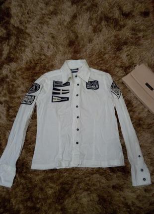 Модная оригинальная рубашка