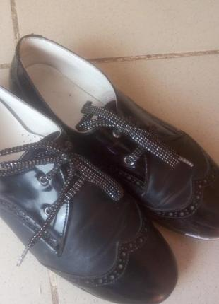 Туфли ортопедические для девочки