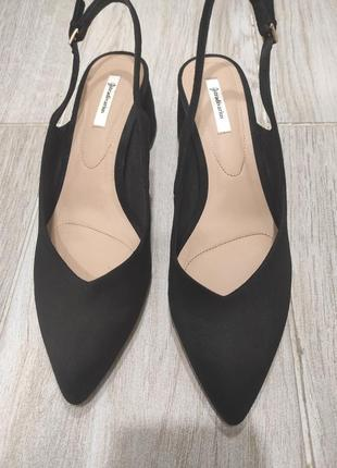 Лодочки, туфли, босоножки stradivarius
