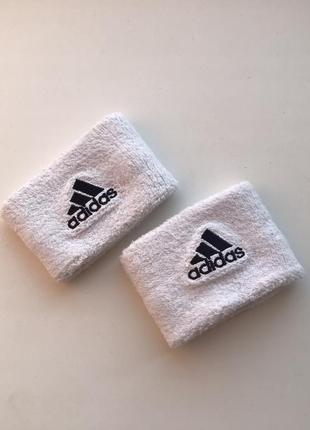 Напульсники adidas белые