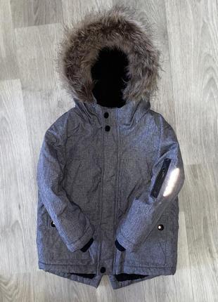Классная , демисезонная курточка, парка primark 2-3 года