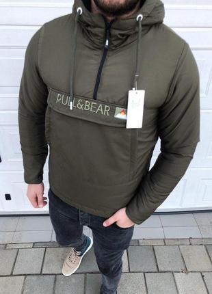 "Мужская куртка ""pull&bear"" (осень, весна, еврозима)"