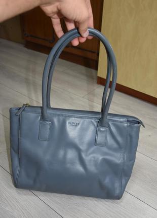 Оригинальная кожаная сумка radley оригинал натуральная кожа