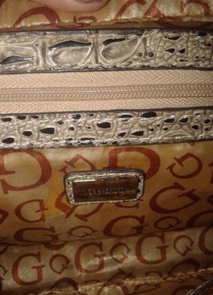 Оригинальная сумка  guess как у Ким Кардашьян
