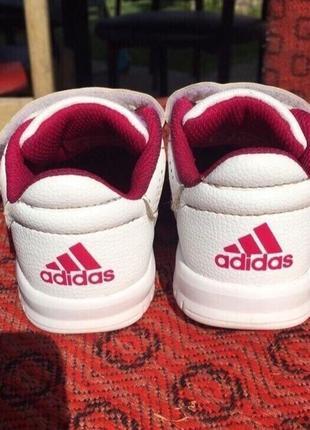 Кроссовки adidas, 21р.2 фото