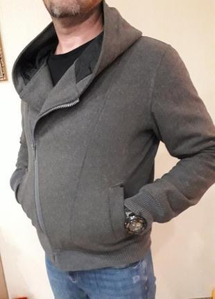 Куртка демисезон косуха бомбер