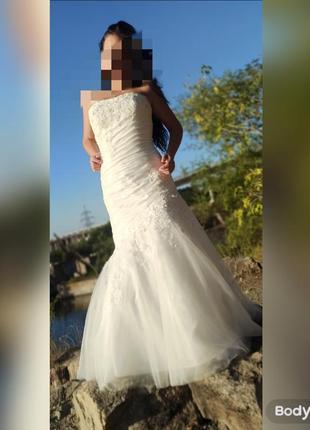 Платье свадебное сукня весiльна