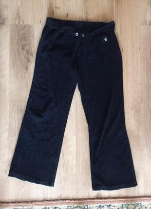 Повседневные брюки от denim co указан 50-52 размер.