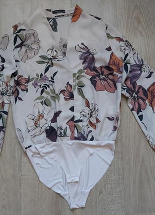 Блузка- боди
