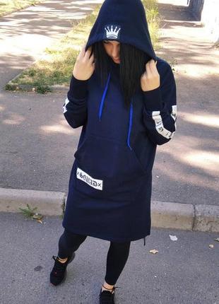 Женская туника - платье