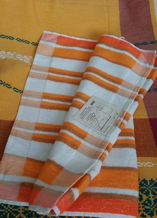 Полотенце хлопчатобумажное махровое 50х100 см.