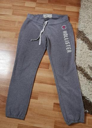 Трикотажные штаны hollister