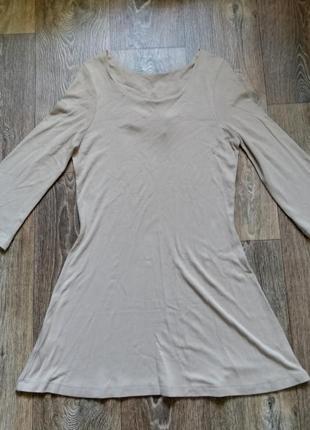 Базовое платье туника