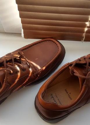 Туфли на осень clarks