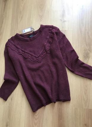 Супер мягкий свитерок