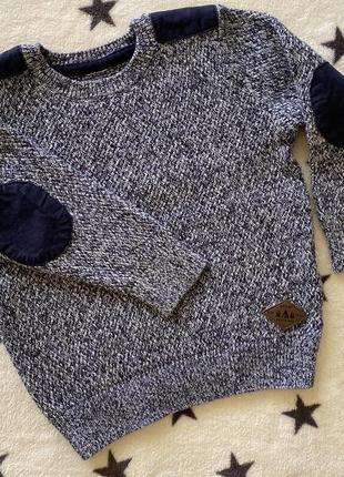 Фирменный свитерок для мальчика f&f
