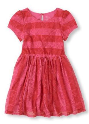 Красивое платье 5-6 л children place