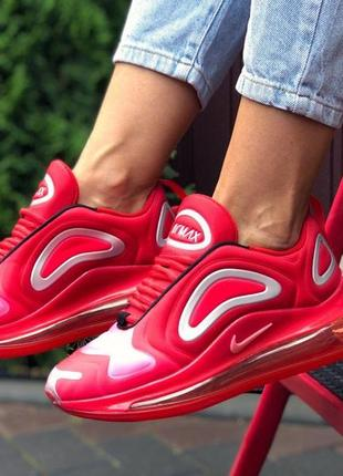 Шикарные женские кроссовки nike air max 720